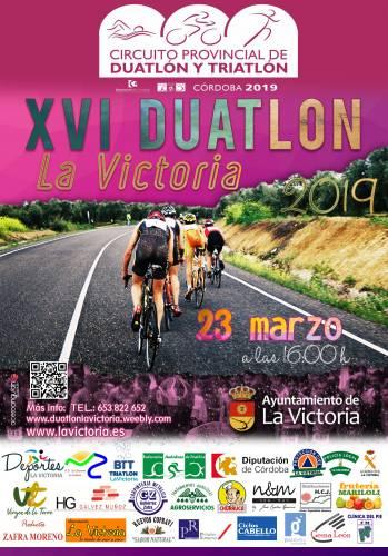 XVI Duatlón La Victoria