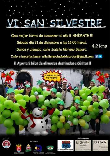 VI San Silvestre Arcense 2016