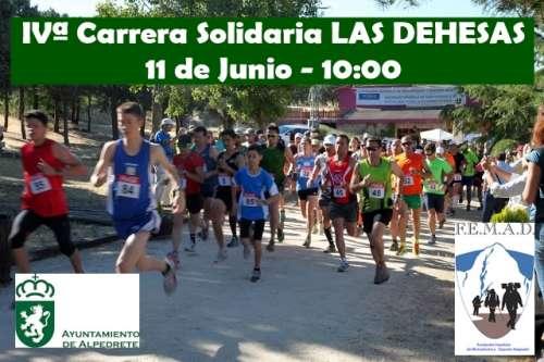 IV Carrera Solidaria Las Dehesas