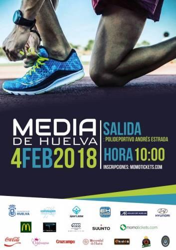 V Media Maratón de Huelva