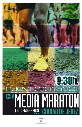 XXIV Media Maratón Ciudad de Jerez