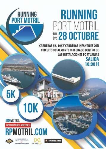 Running Puerto de Motril