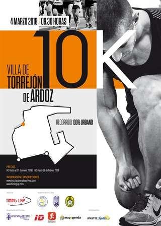 10k Villa Torrejon de Ardoz