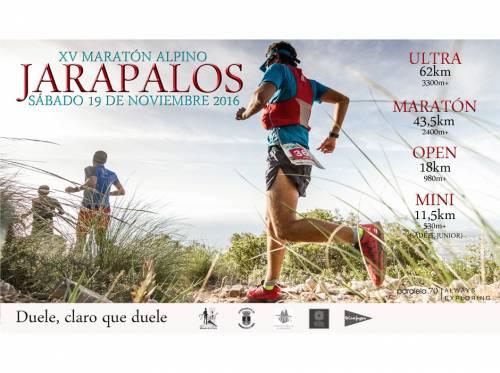 XV Maratón Alpino Jarapalos