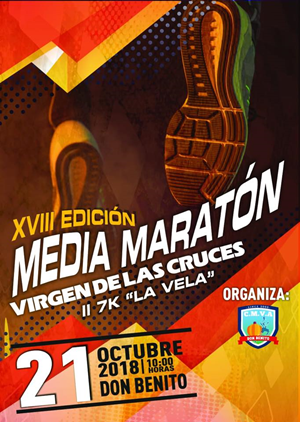 XVI Media Maratón Virgen de las Cruces