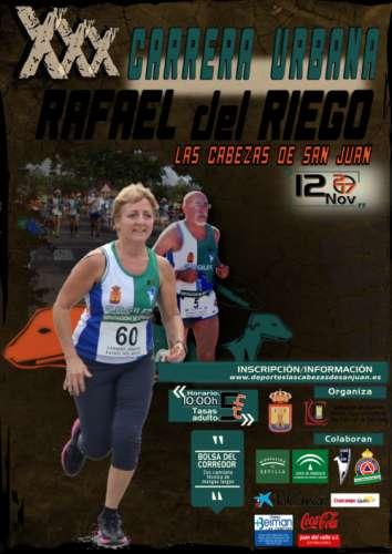 XXX Carrera Urbana Rafael del Riego