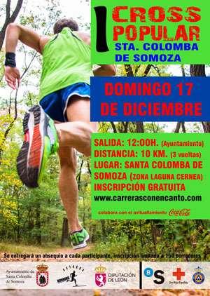 I Cross Popular Santa Colomba de Somoza