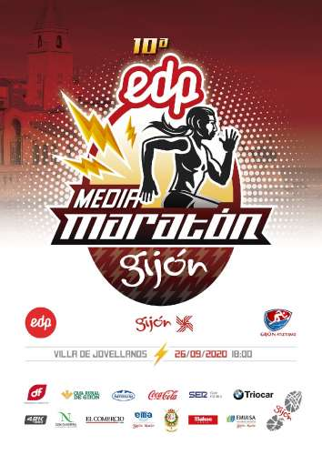 10ª EDP Media Maratón Gijón Villa de Jovellanos