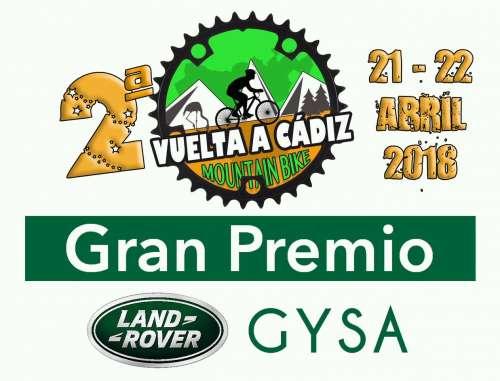 II Vuelta a Cadiz MTB Gran Premio Land Rover