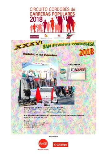 XXXVI San Silvestre Cordobesa