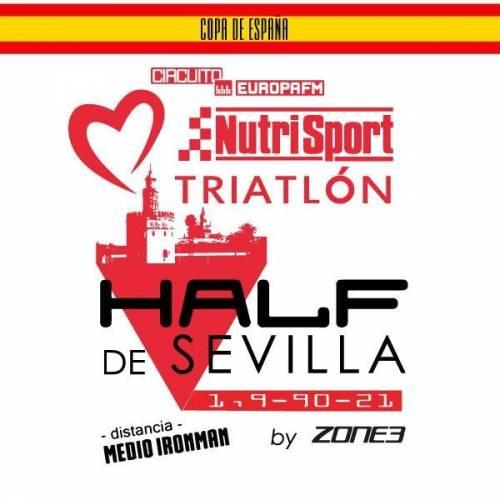 Carrera VIII Nutrisport Half Triatlón De Sevilla - Copa De España