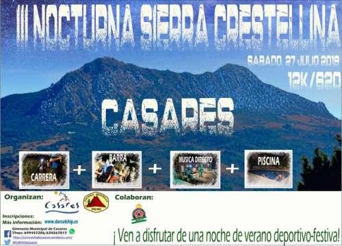 III Nocturna Sierra Crestellina