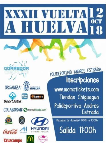 XXXII Vuelta a Huelva