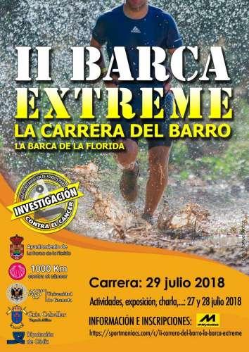II Carrera del Barro - La Barca Extreme