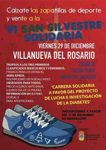 VI San Silvestre Solidaría