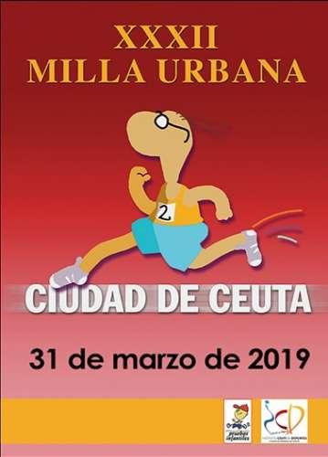 XXXII Milla Urbana Ciudad de Ceuta