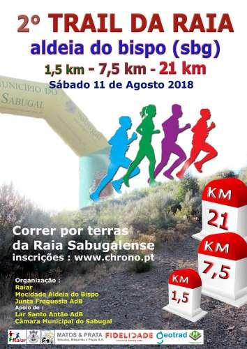 II Trail Da Raia