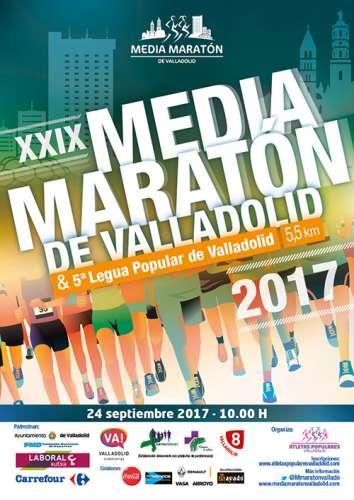 XXIX Media Maratón de Valladolid