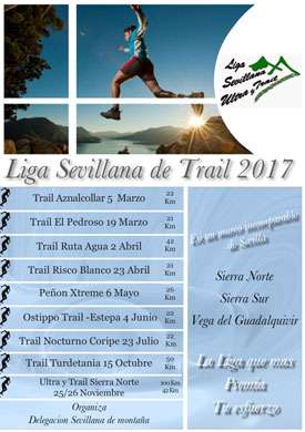 II Trail El Pedroso
