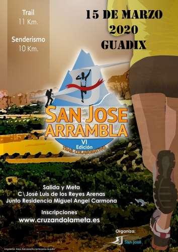 VI Trail San José Arrambla