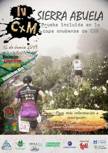 Carrera IV Cxm Sierra Abuela