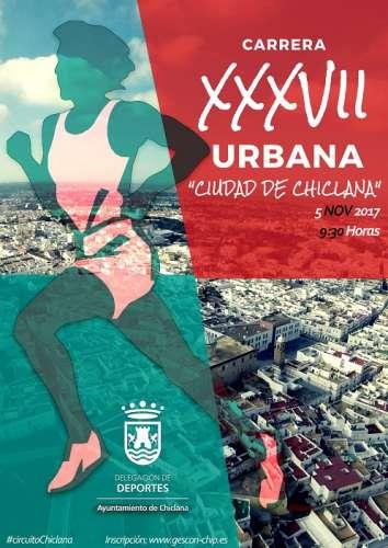 XXXVII Carrera Urbana Ciudad de Chiclana