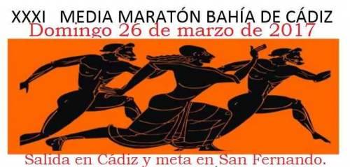 XXXI Medio Maratón Bahía de Cádiz