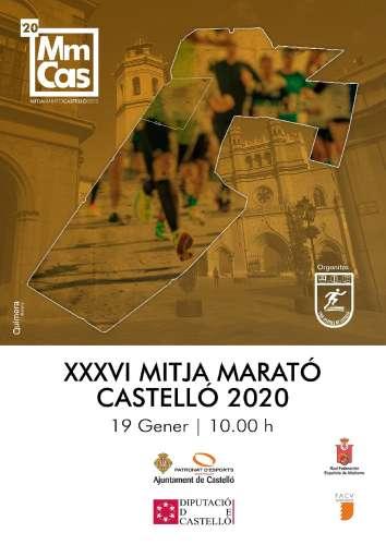 XXXVI Media Maratón Ciudad de Castellón