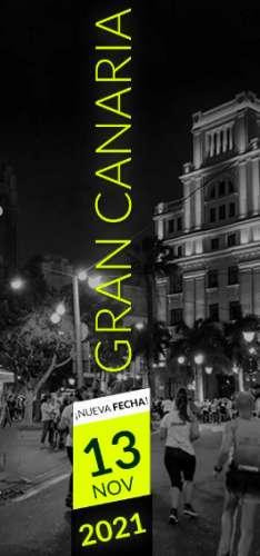 Carrera I Binter NightRun Gran Canaria