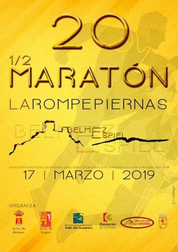 XX Media Maratón La Rompepiernas
