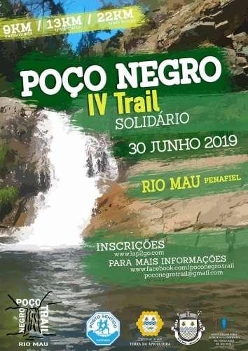 IV Poço Negro Trail Solidario