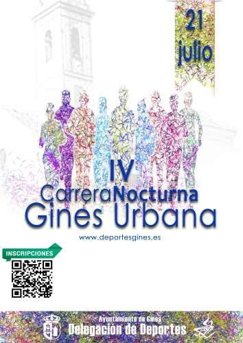 IV Carrera Urbana Gines