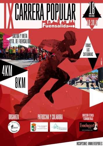 IX Carrera Popular Fuensalida