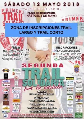 II Trail solidario por la Médula