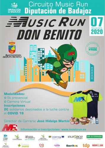 MusicRun Don Benito