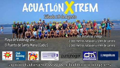 V AcuatlónXtrem