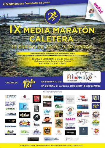 IX Media Maratón Caletera