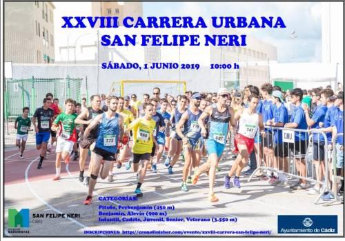 XXVIII Carrera Urbana San Felipe Neri