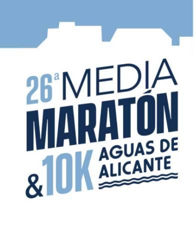 Carrera 26ª Medio Maratón Aguas de Alicante
