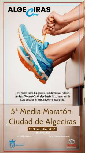 V Media Maratón Ciudad de Algeciras