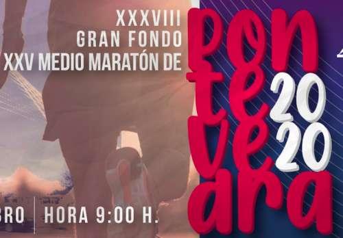 XXV Medio Maratón de Pontevedra