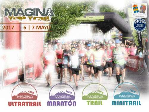 Carrera Ultra Magina Top Trail