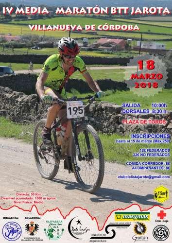 IV Medio Maratón BTT Jarota