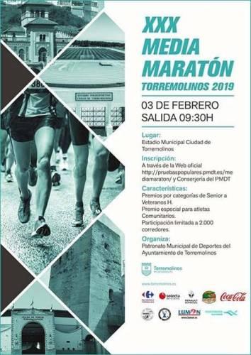 XXX Media Maratón de Torremolinos