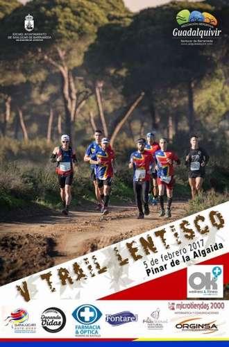 Carrera V Lentisco Trail