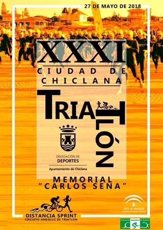 XXXI Triatlon Ciudad de Chiclana