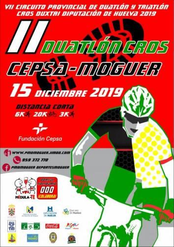 II Duatlón Cros Cepsa - Moguer