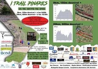 Trail Pinares de Lerín