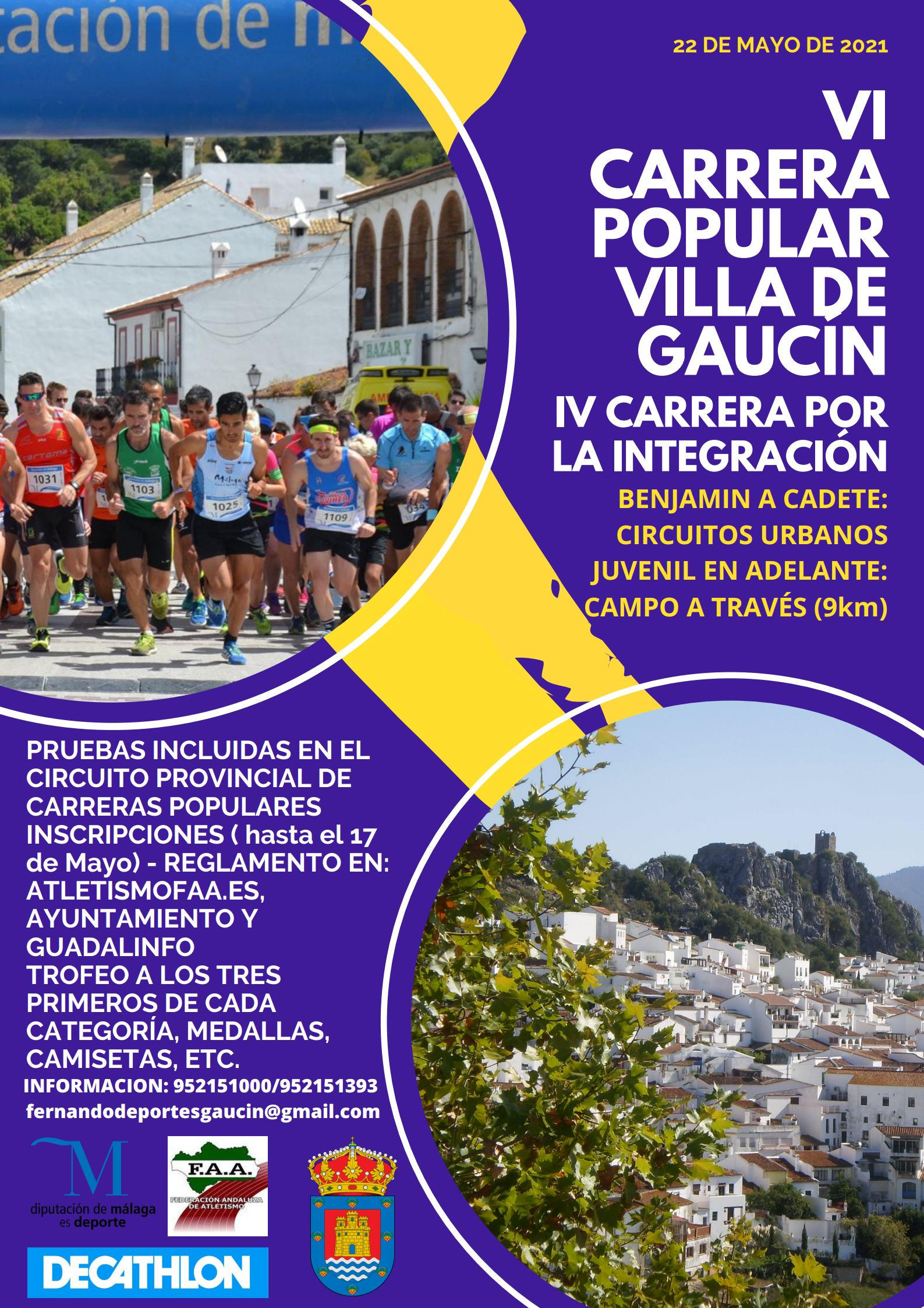 VI Carrera Popular Villa de Gaucín