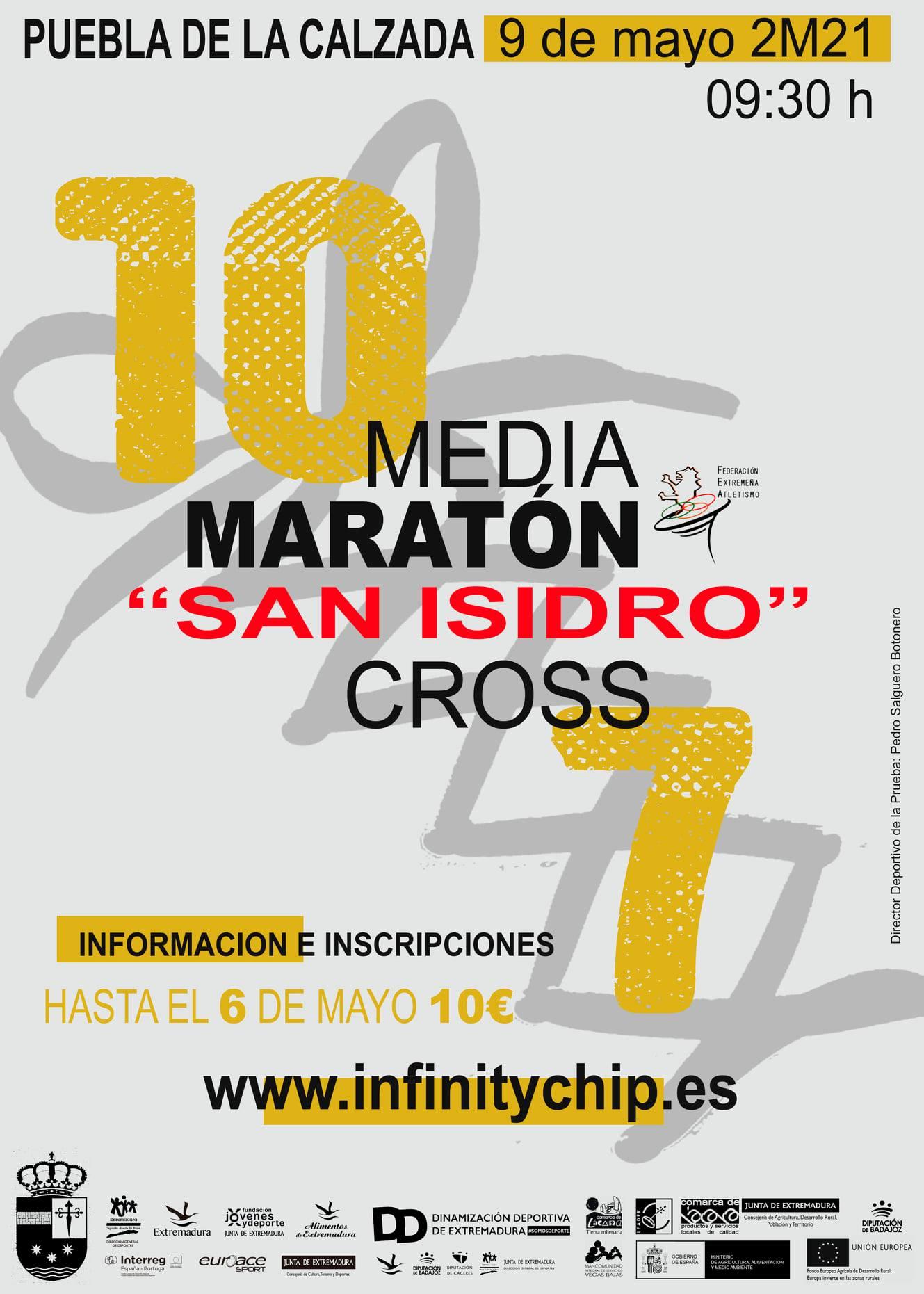 X Media Maratón San Isidro